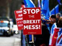 """""""Planul B"""" al Theresei May privind Brexitul, votat în Parlament pe 29 ianuarie. Sondajele arată cu britanicii ar alege rămânerea în UE la un al doilea referendum"""