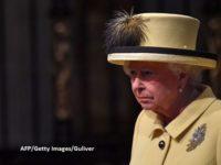 """Regina Elisabeta a II-a spune se declară """"întristată"""" de dificultăţile cu care s-au confrunat Harry şi Meghan"""