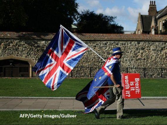 Referendum Stiri Diaspora Marea Britanie nu paraseste UE, Londonezul - Romani in UK