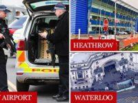 Trei dispozitive explozibile, descoperite în puncte cheie din Londra