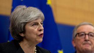 UE oferă Londrei două variante pentru ieșirea din blocul comunitar, Londonezul - Romani in UK
