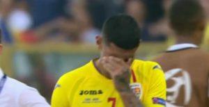 România U21 - Germania U21 2-4 Finalul meciului i-a găsit pe tricolori cu lacrimi în ochi, Londonezul - Romani in UK