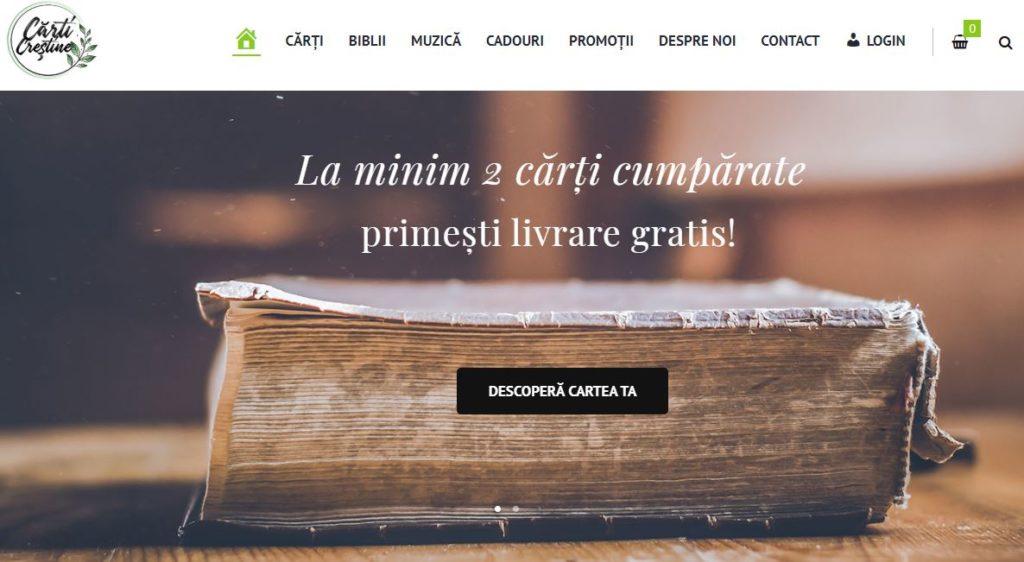 Librărie cu literatură creștină pentru românii din UK, Londonezul - Romani in UK