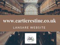 Librărie cu literatură creștină pentru românii din UK
