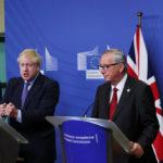 Boris Johnson si seful Comisiei Europene au ajuns la un nou acord privind Brexit