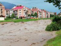 Stare de alertă în România din cauza inundațiilor