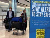 Menținerea carantinei pentru românii care vin în Marea Britanie, luată pe baza recomandărilor experților