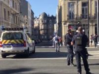 Luare de ostatici într-o bancă din Franța