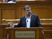 PSD a depus astăzi în Parlament moțiunea de cenzură împotriva Guvernului Orban
