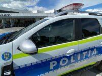 Mașinile de poliție din România vor fi colantate după un model asemănător cu cel folosit în alte state al UE