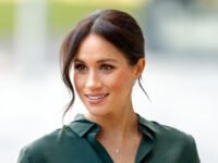 BOGNOR REGIS, UNITED KINGDOM - OCTOBER 03: (EMBARGOED FOR PUBLICATION IN UK NEWSPAPERS UNTIL 24 HOURS AFTER CREATE DATE AND TIME) Meghan, Duchess of Sussex visits the University of Chichester's Engineering and Technology Park on October 3, 2018 in Bognor Regis, England. The Duke and Duchess married on May 19th 2018 in Windsor and were conferred The Duke & Duchess of Sussex by The Queen. (Photo by Max Mumby/Indigo/Getty Images)