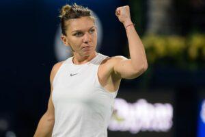 Simona Halep, victorie în primul tur la Praga, după o pauză de aproape 6 luni