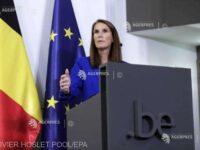 Șefa diplomației belgiene, diagnosticată cu COVID