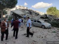 Cel puțin 24 oameni au murit în Turcia și peste 800 au fost răniți în urma cutremurului de ieri