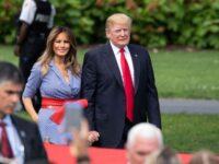 Melania Trump îl sfătuieşte pe soţul său să accepte înfrângerea