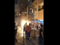 O nouă explozie în Beirut