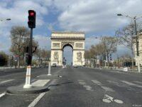 Emmanuel Macron a anunțat carantină totală în Franța