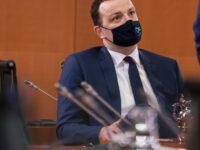 Ministrul german al sănătății, diagnosticat pozitiv cu coronavirus