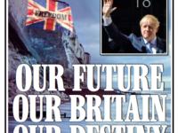 Presa britanică salută despărţirea de UE