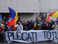 Protest la Ministerul Sănătăţii, după incendiul de la Institutul Matei Balş. Bilanțul victimelor a ajuns la 6 decese