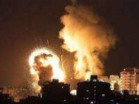 Raidurile asupra Gaza continuă, după ce duminică au fost ucişi 42 de palestinieni