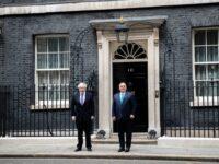 Boris Johnson şi Viktor Orban, s-au întâlnit vineri la Londra