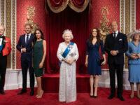 Figurile de ceară ale lui Harry şi Meghan de la Madame Tussauds, separate de cele ale familiei regale
