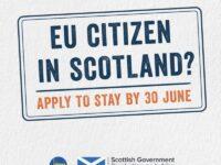 Scoţia cere prelungirea termenului-limită până la care cetăţenii UE pot depune cereri pentru un statut de rezident