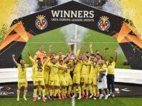 Villarreal a câştigat trofeul Europa League la loviturile de departajare, 11-10 cu Manchester United