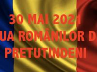 30 mai, Ziua românilor de pretutindeni în 2021