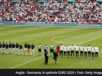 Fanii Angliei au umplut pub-urile la primele ore pregătindu-se pentru meciul echipei lor din optimile de finală ale EURO 2020