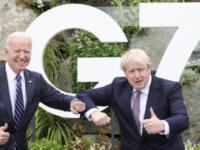 Joe Biden s-a întâlnit cu premierul Boris Johnson, în staţiunea litorală Carbis Bay