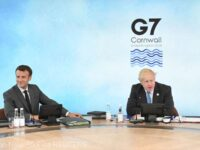 Dispută la G7 pe marginea geografiei post-Brexit a Regatului Unit, între Emmanuel Macron şi Boris Johnson