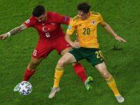 Ţara Galilor a învins Turcia cu 2-0