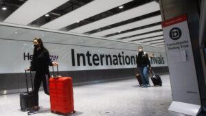 Statut de rezidență, Carte de Identitate, Călătorii UK