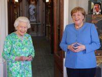 Angela Merkel, în ultima vizită oficială în Marea Britanie