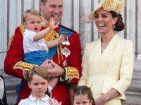 Prințul George a împlinit 8 ani