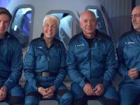 Jeff Bezos, cel mai bogat om din lume, va zbura în spațiu