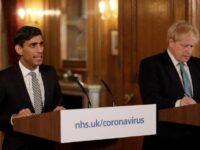 Boris Johnson şi Rishi Sunak se izolează după ce au intrat în contact cu ministrul Sănătăţii, confirmat cu COVID-19