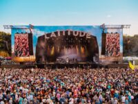 """Mii de persoane prezente la """"Latitude Festival"""""""