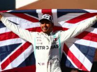 Lewis Hamilton a câştigat pentru a opta oară marele premiu la Grand Prix-ul Marii Britanii la Formula 1