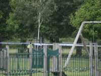 Un atac armat a avut loc într-un parc din Marea Britanie în plină zi