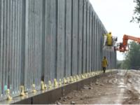 Grecia a ridicat un zid înalt la graniţa cu Turcia pentru a împiedica pătrunderea imigranţilor afgani