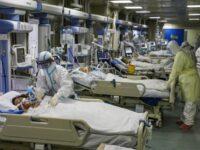 STUDIU / Varianta Delta dublează riscul de spitalizare