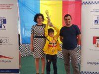 Un băiat în vârstă de 8 ani din Brașov, campion european la șah