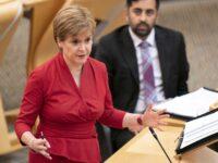Nicola Sturgeon cere guvernului britanic să autorizeze un nou referendum cu privire la independenţa Scoţiei