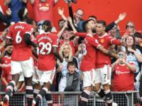 Cristiano Ronaldo a marcat două goluri în primul său meci după revenirea la Manchester United