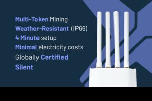!!! Crypto miner !!! Primul LPWAN Crypto-Miner din lume – M2 Crypto Pro !!!