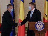 Nicolae Ciucă, noul premier al României, desemnat de președintele Klaus Iohannis