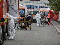 Situație critică în România, în valul patru al pandemiei COVID